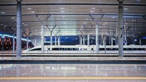 Kunming to Hong Kong high-speed train, China trains