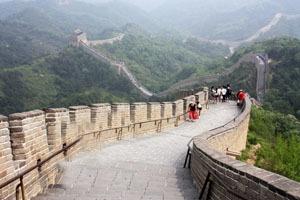 Badaling Great Wall, Badaling Train