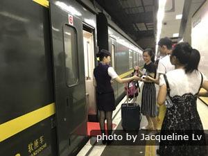 beijing to pingyao ordinary train
