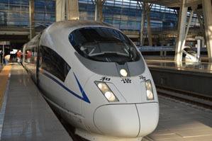 China overnight bullet train